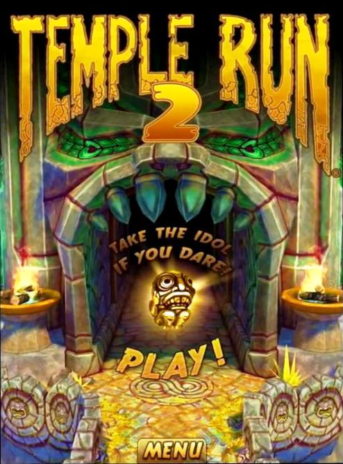 Temple Run 2 Free Download for iPhone 5, iPhone 4S and