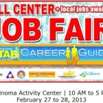 Call Center Job Fair for Feb 2013