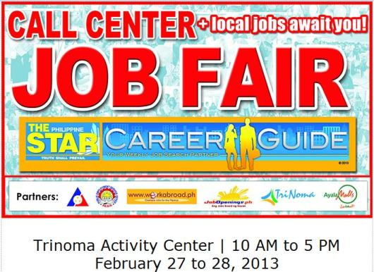 job fair feb 2013