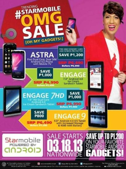 StarMobile Philippines Sale
