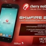 Cherry Mobile Skyfire 2.0 Price, Specs