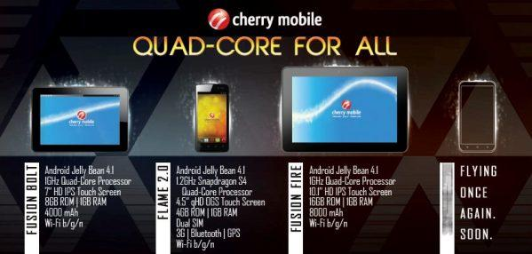 cherry mobile quad core