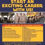 Philippine Airlines (PAL) and PAL Express Job Opening