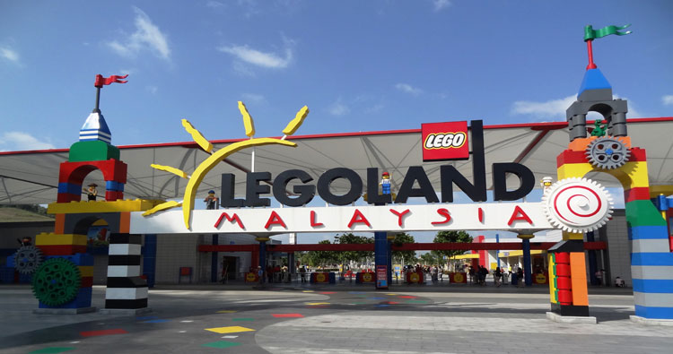 Singapore Tour Package To Legoland Malaysia