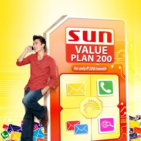 Sun Cellular Plan 200