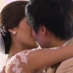 Shamcey Supsup and Lloyd Lee Wedding Kiss Replay Video