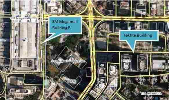 How To Get To Tektite Pse Building In Ortigas Pasig