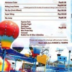 Sky Ranch Tagaytay, Entrance Fee, Attractions, Map