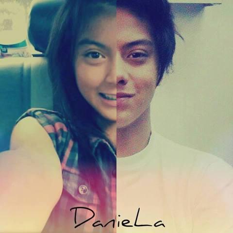 Daniel Padilla Look Alike Is Maria Francesca Louise Santos