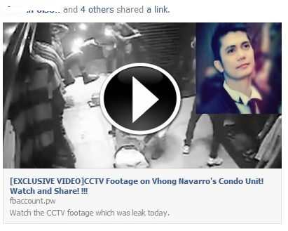 Vhong Navarro Alleged Condominium CCTV Footage Goes Viral