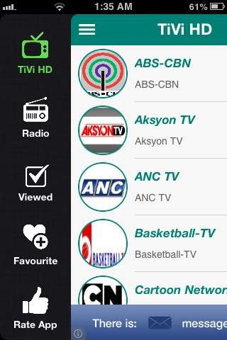 Here Is How To Watch Live Abs Cbn Tv Shows Using Iphone And Ipad For