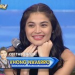 Vhong Navarro told Anne Curtis that He will be at her Condo Unit when She Comes Home