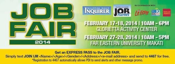 job fair february 2014