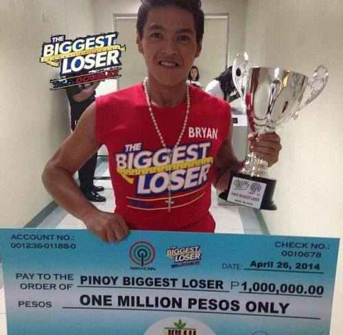 bryan castillo biggest loser pinoy edition