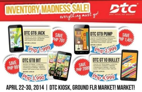 dtc android phones sale