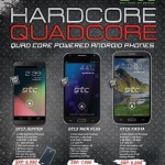 DTC GT17, GT12, GT15 Quad Core Android Phones Price List 2014