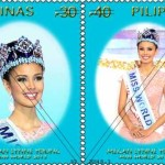Megan Lynne Young in Limited Edition PhilPost Stamps