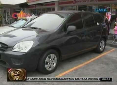 ryzza mae dizon new car