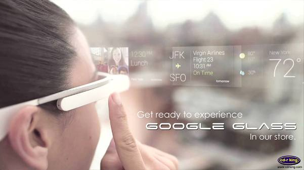 cdr king google glass