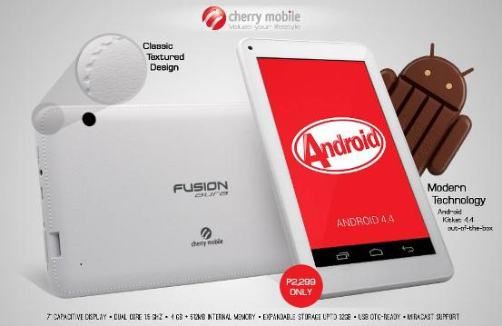 cherry mobile fusion aura price