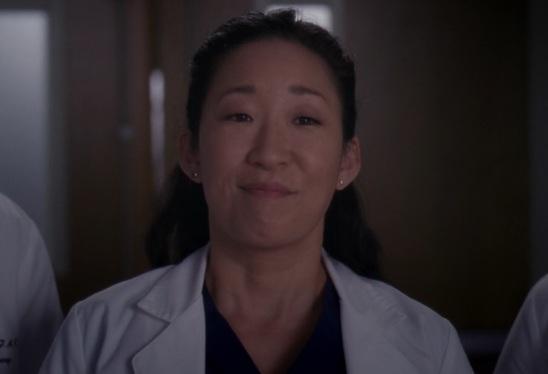 Dr. Cristina Yang