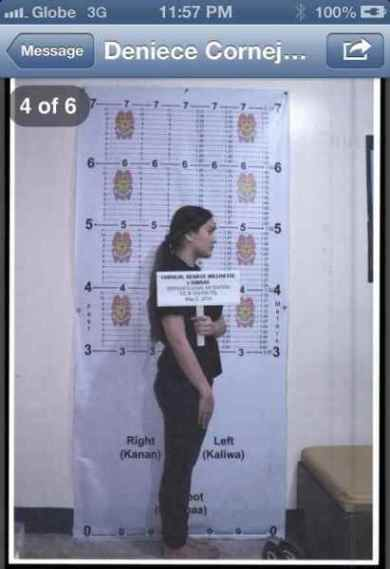deniece cornejo mugshot pictures right