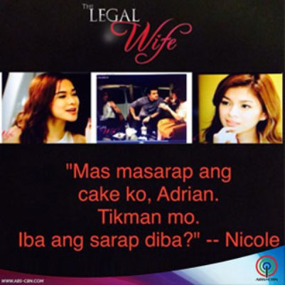 the legal wife quotes
