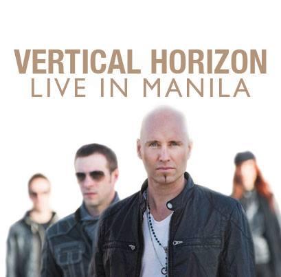 vertical horizon live in manila June 2014