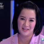 Kris Aquino Airs Message for Herbert Bautista on The Buzz (Replay Video)