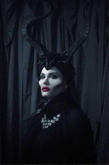 paolo ballesteros makeup transformation as maleficent