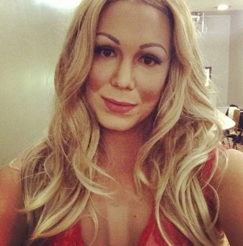 paolo ballesteros as mariah carey