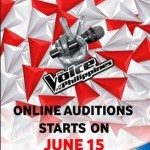 The Voice Philippines Season 2 Online Audition Starts on June 15,2014