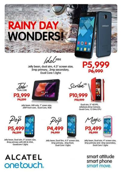 alcatel onetouch sale june 2014