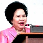 (Video) Miriam Defensor Santiago: I Have Stage 4 Lung Cancer