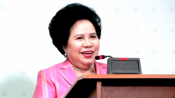 miriam defensor santiago lung cancer