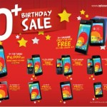 O+ Plus Birthday Sale: Discounts and Buy 1 Take 1 on Selected Smartphones