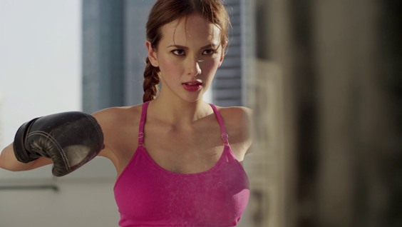 ellen adarna workout video