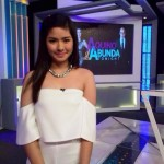 (Replay) Loisa Andalio in Aquino & Abunda Tonight August 29,2014 Episode