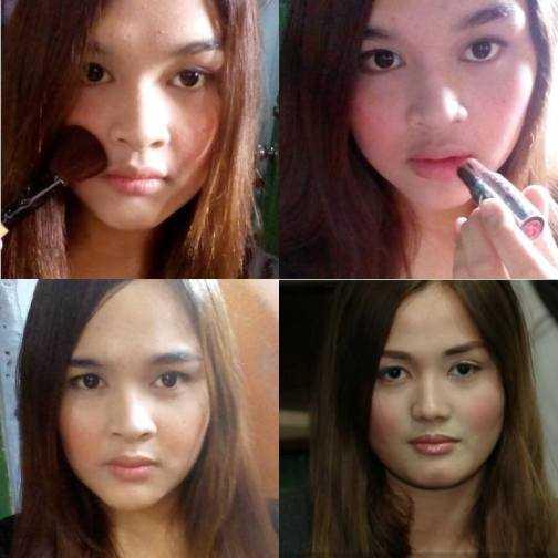 Makeup deniece cornejo