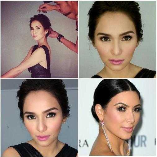 Makeup Transformation Celebrities and Netizens Funny Photos ...