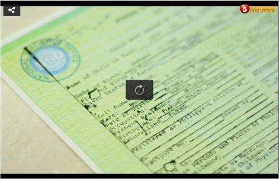 How to Correct Birth Certificate Typo Errors, Wrong Spelling, in the ...