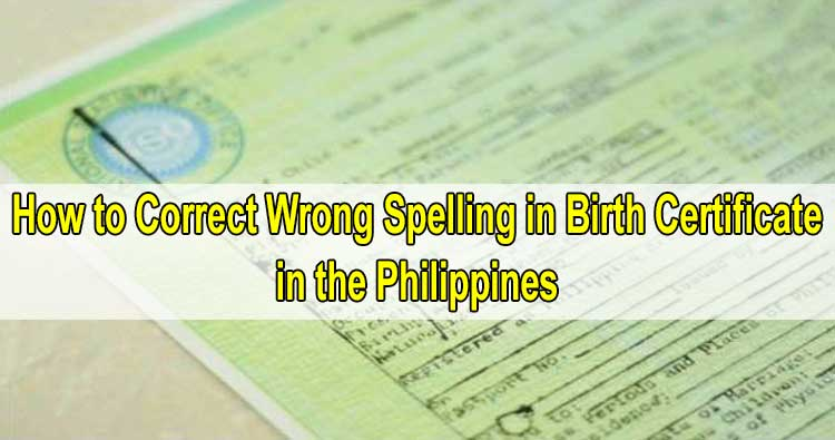 how to correct birth certificate errors