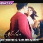 "Kathryn Bernardo to Daniel Padilla: ""Babe, take a picture!"" Video goes Viral"