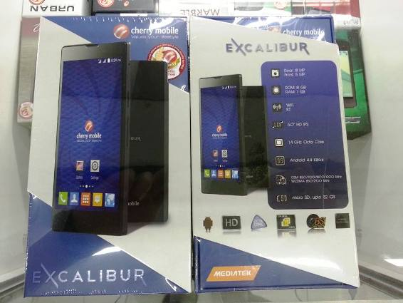 cherry mobile excalibur picture