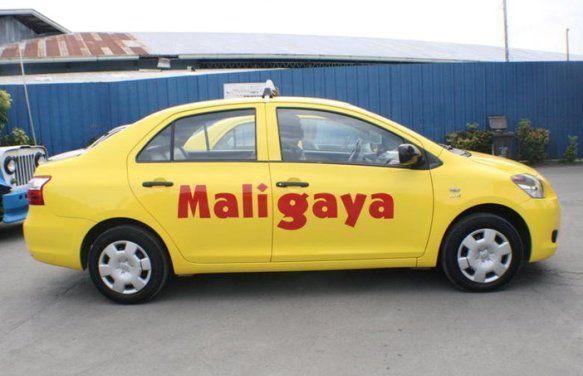 maligaya davao taxi