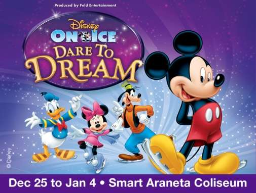 disney on ice december 2014