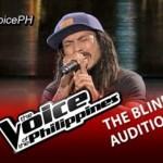 Kokoi Baldo 'One Day' Blind Audition Video, The Voice Philippines Season 2