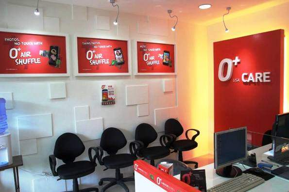 o+ service centers guilmore philippines