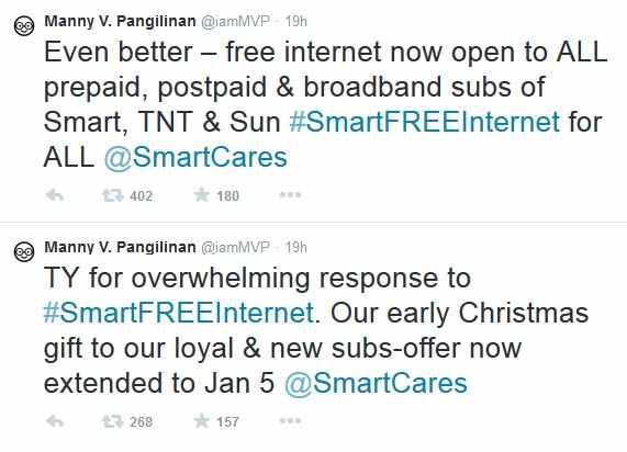 smart free 30mb internet