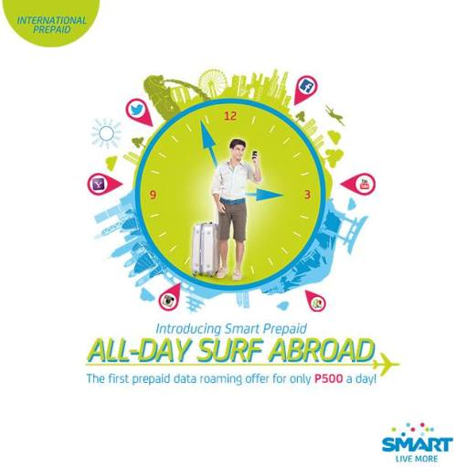 smart offers all day surf abroad for P500